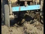міні трактор з мотоблока