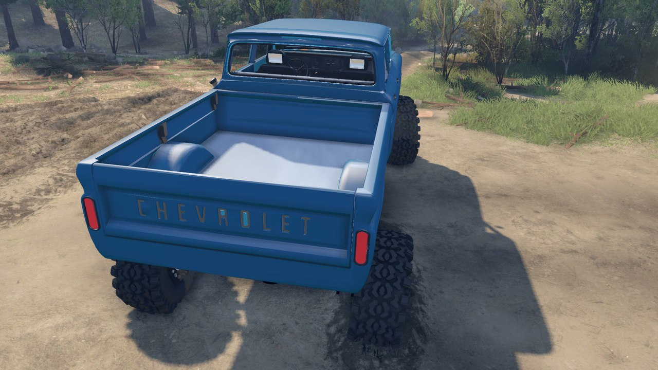 66 CHEVY C-30 By (ccs) 1.1 для Spintires - Скриншот 3