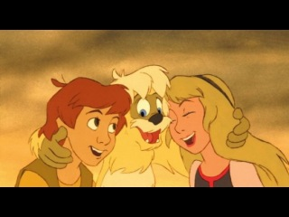 Чёрный котёл / The Black Cauldron (1985) трейлер