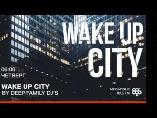 RoelBeat - Wake Up City #92 - Megapolis 89,5 fm 09 06 16