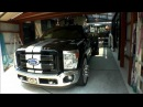 2012 FORD F-350 CREW CAB SUPER DUTY DRW 6.2L DJM GIBSON American Force on26's MONROE LEER RECON