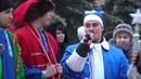 На центральной площади Стаханова состоялось торжественное открытие Главной городской елки.