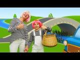 Детские песни ПЕСЕНКА про лягушку! Веселые детские песенки, как #кукутики