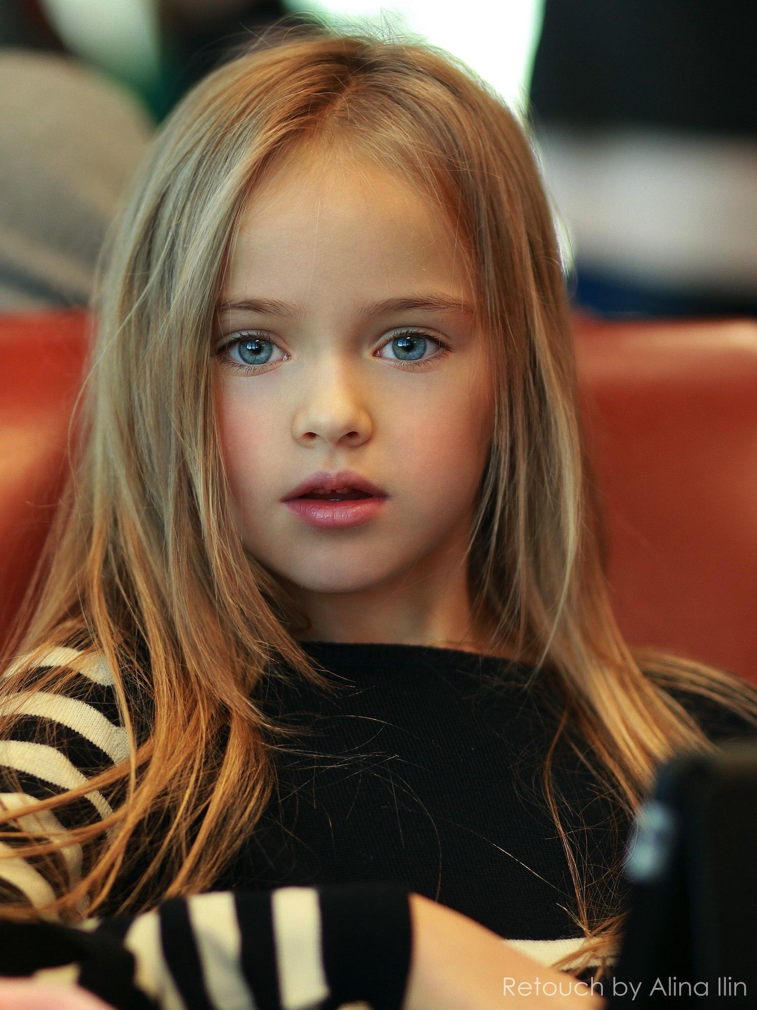 Дети модели 7 фото
