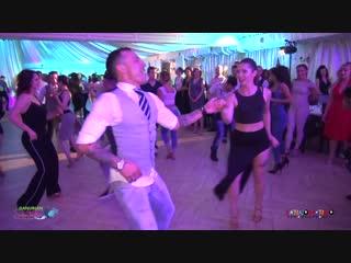 Fernando Sosa & Tatiana Bonaguro. Danubian Salsa Fest 2017