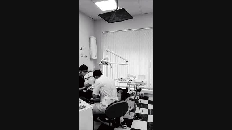 Как вам атмосфера на приеме у врача-стоматолога