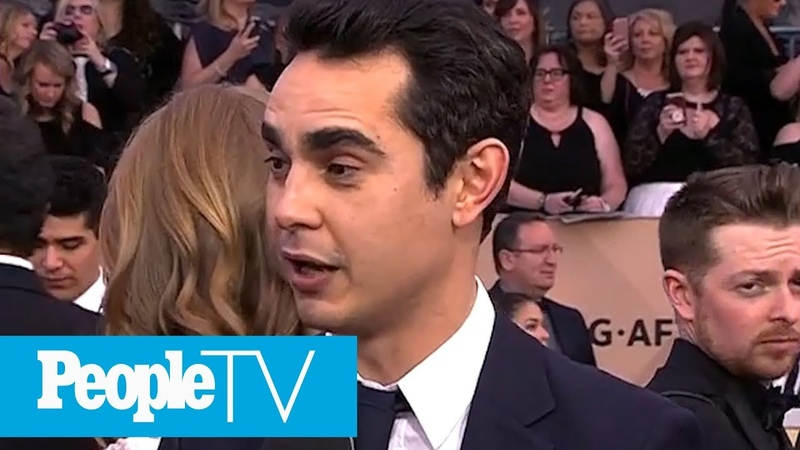 Max Minghella Says 'The Handmaid's Tale' Cast Sings Taylor Swift Karaoke On Set | PeopleTV