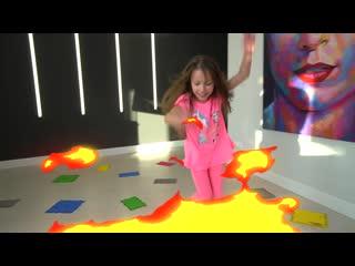 Вики шоу -пол это лава челлендж с мамой у нас дома viki show новое видео