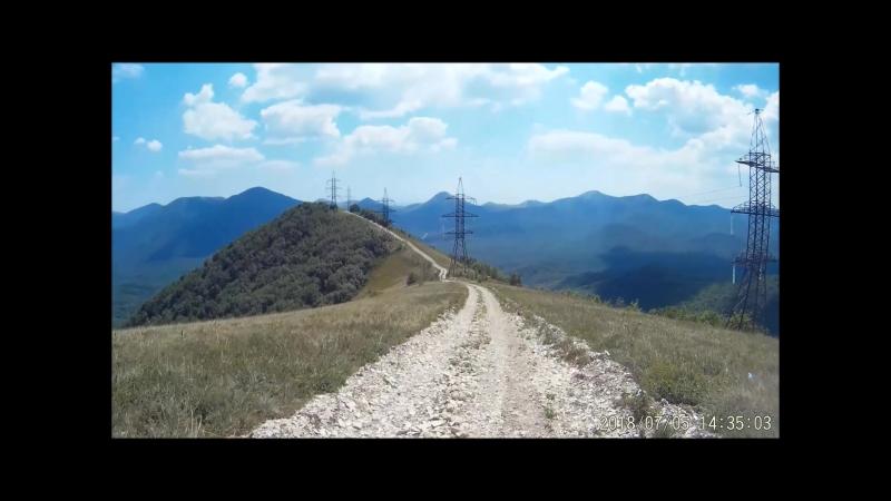 Неберджаевская, Гапоновский, Кабардинский перевал