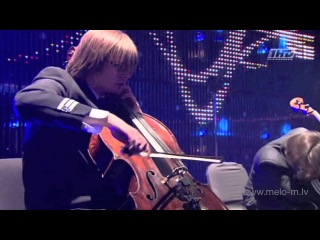 Misirlou performed by cello trio Melo-M Live at Essential