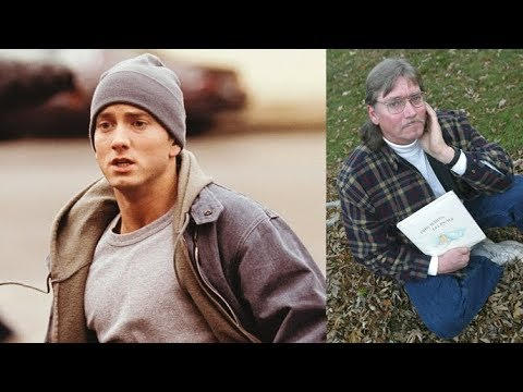 Creepy Letter to EMINEM from his Biological Father - YouTube