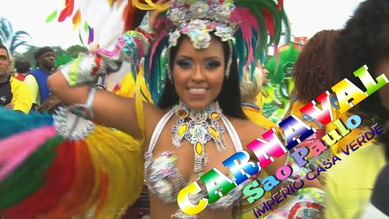 Sao Paulo Carnival 2011 | The Samba Schools Parade | Desfile Imperio Casa Verde