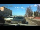 Как ездят по ул. Ленина в Омске