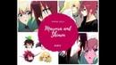 Две Звезды Онмёджи(Маюра и Шимон) Sousei no Onmyouji/AMV/Аниме клип/Paradise