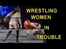 Wrestling Women in Trouble Vol 5