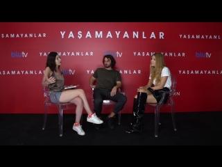 Yaşamayanlar_ Selma Ergeç ve Birkan Sokullu - FilmLoverss Özel Röportaj #2