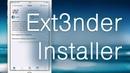 Ext3nder Installer — установка взломанных игр и приложений