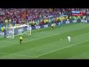 Россия - Испания последние минуты.