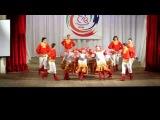 Руский Народный Танец - Гусачок.(Анс. Калинка)