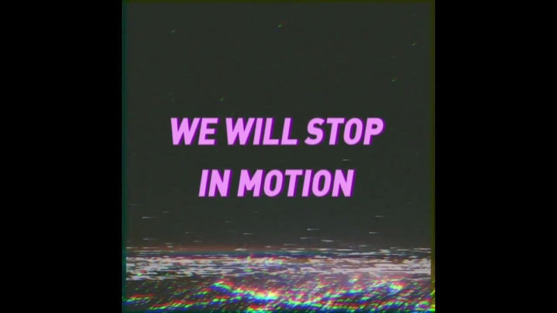 MINUE 노민우 Motion Stop Official Lyric Video