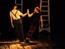 Танец Розы и Принца. Репетиция спектакля Маленький Принц НТП-Театра