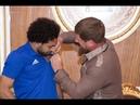 Рамзан Кадыров наградил Салаха званием почетного гражданина Чечни