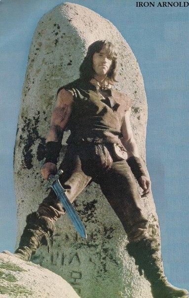 ÁLBUM DE FOTOS Conan the Barbarian 1982 GaaRdR6rIKA