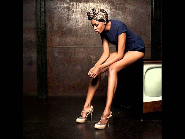 Imany - You will never know ( guitar version )