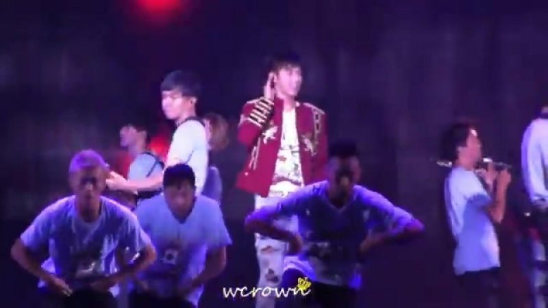 180927 Live Tour Tomorrow 2 - Sweat- - 정윤호 유노윤호 yunho ユノ