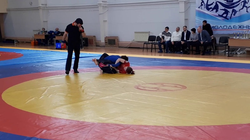 Чемпионат ЦФО 2019_58_No Gi_Левкина VS Борисова