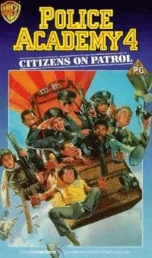 Loca academia de policía 4: Los ciudadanos se defienden HD (1987) - Latino
