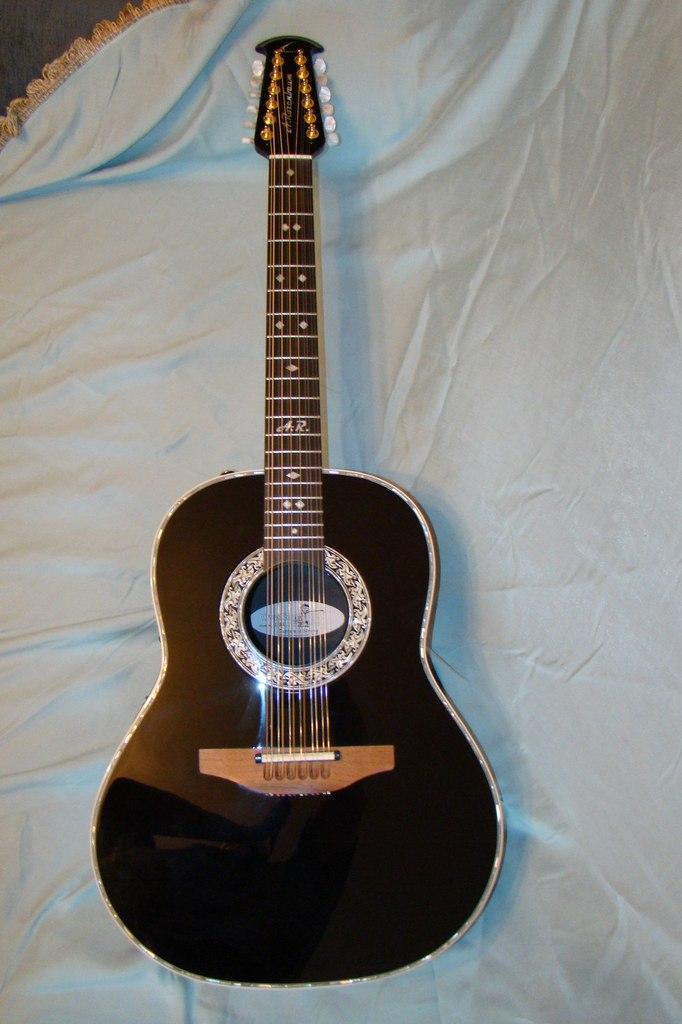 Как сделать гриф для 12 струнной гитары