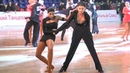 Sharif Mirhanov Anna Dolgopolova Rumba 2019 RDU Championship Youth Latin
