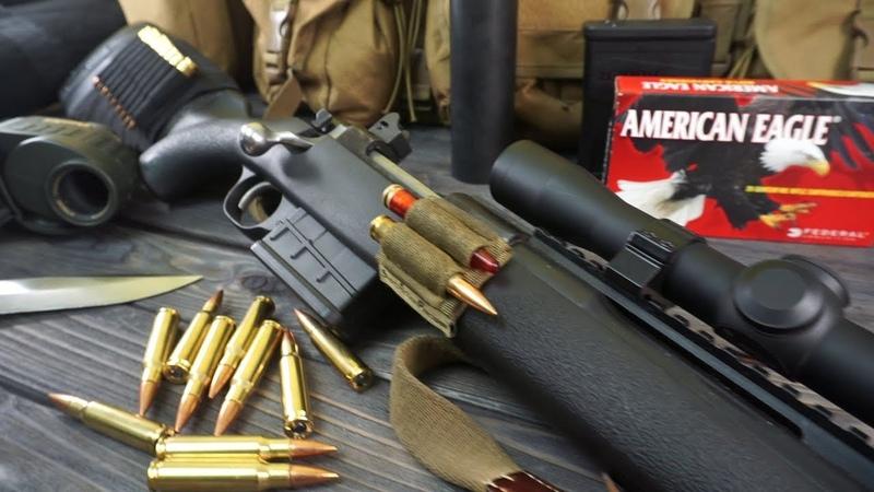 HMR пособие по точной стрельбе, часть 1