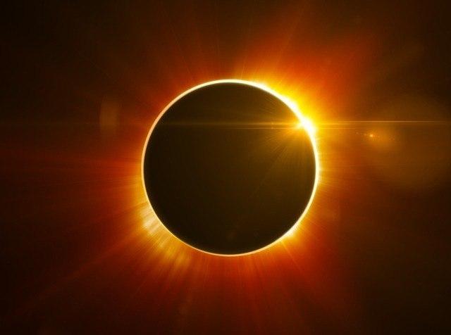 На этой неделе жители Таганрога и области смогут увидеть солнечное затмение