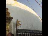 Swayambunath Stupa. Один из самых известных центров силы в Непале – буддийская ступа  Сваямбунатх, расположена на Холме Обезьян