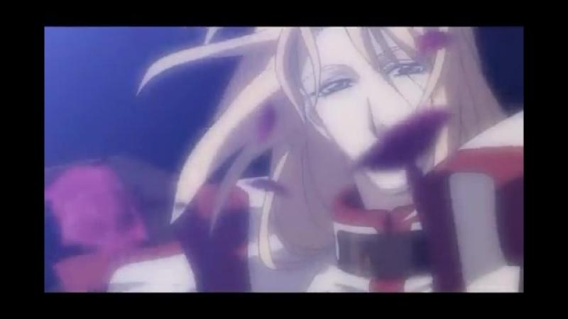клип по аниме кровь триединства