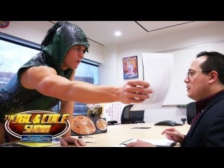 [#My1] Cody investigates at the WWE Headquarters - The JBL & Cole Show - Ep. #60