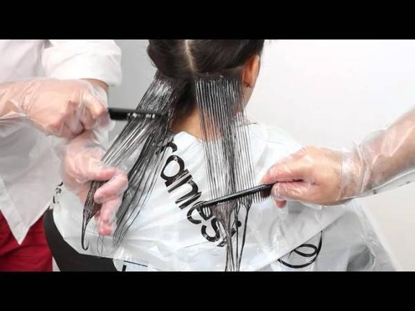 SILIS Perfectly Straight Silk Treatment