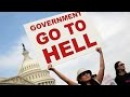 Right to Tell Govt to Go to Hell Free Speech, Govt Bullies, Corp Censors Compliant Citizens