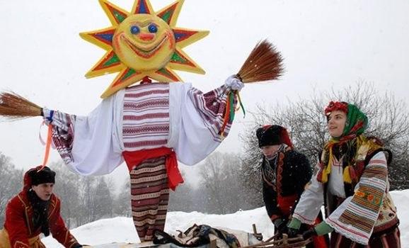 Масляна 2013 у Києві (11 - 17 березня)