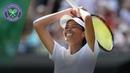 Simona Halep vs Su Wei Hsieh 3R Highlights Wimbledon 2018