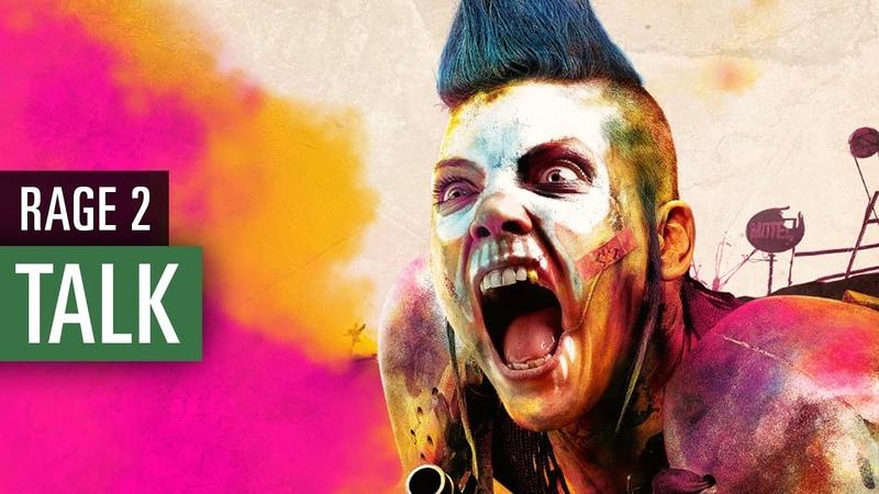 Rage 2 | Exklusiv gespielt - Talk mit Redakteur Felix Schütz