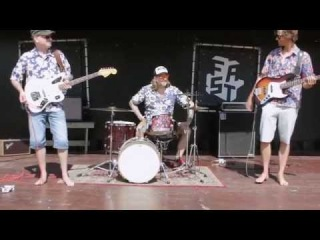 The Dawn Patrol - Brazilian Wax ( Scheveningen - Surfmuziek )