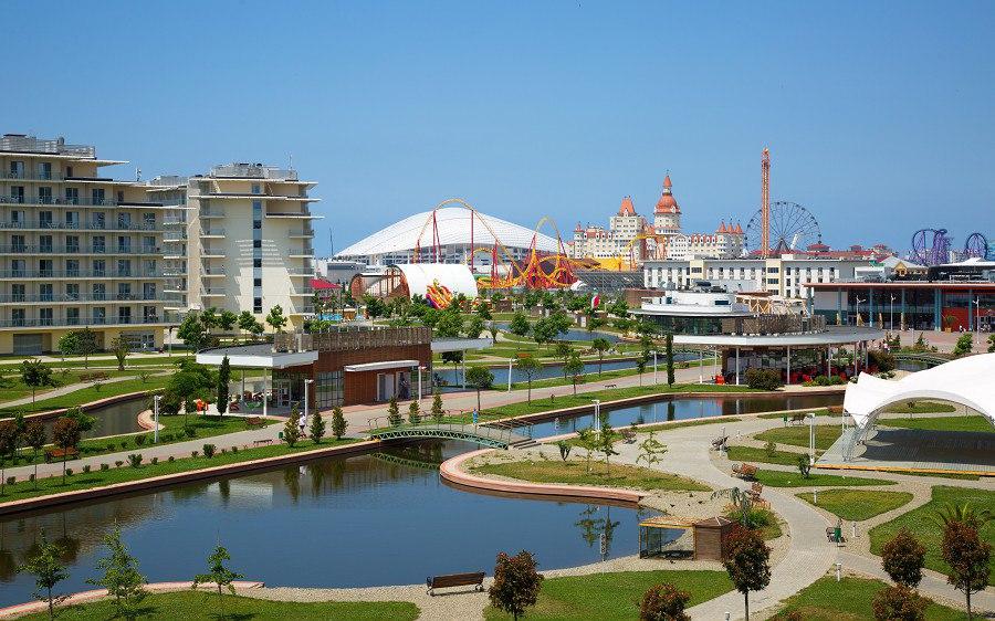Россия, Сочи на 3 ночи, хороший отель с питанием, перелетом и трансфером за 16015 руб. с человека!