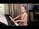 Колыбельная (муз. и сл. Гагарина П. С.) cover by Виктория Викторовна 7 лет
