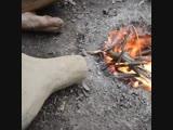 Как раздувать огонь