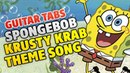 [Spongebob] Krusty Krab Theme Song Guitar Cover (Rake Hornpipe TAB)