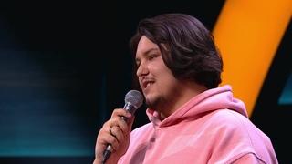 Открытый микрофон: Мирослав Попов - О похудении, восьмом чуде света и сыне-батюшке