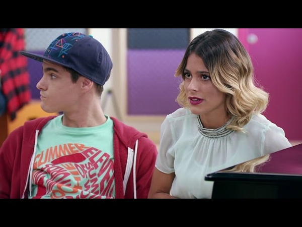 Сериал Disney Виолетта Сезон 3 эпизод 75